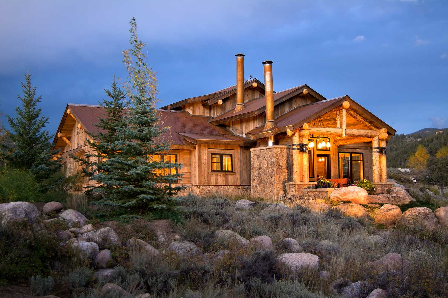Custom Luxury Home in Taylor Canyon