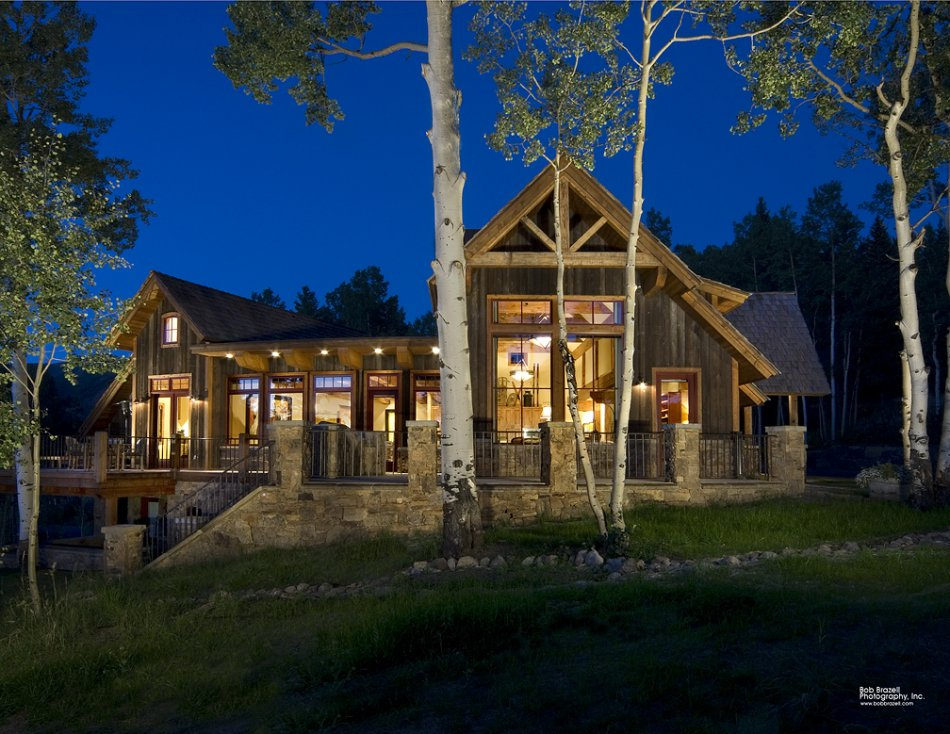 Mt Crested Butte Custom Home