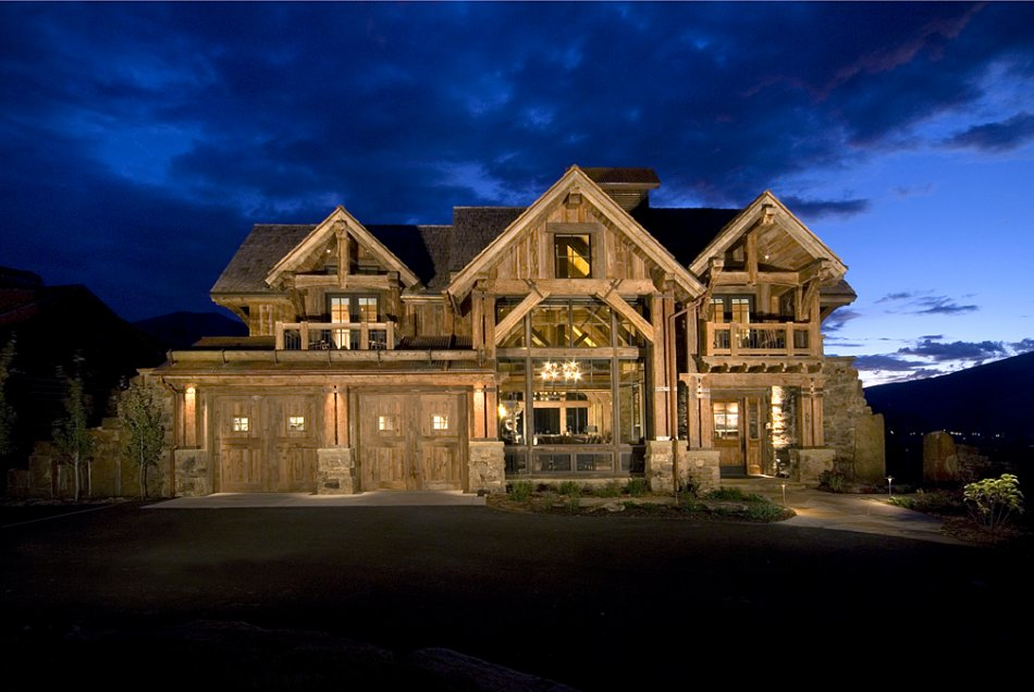 Grant Lake Custom Home