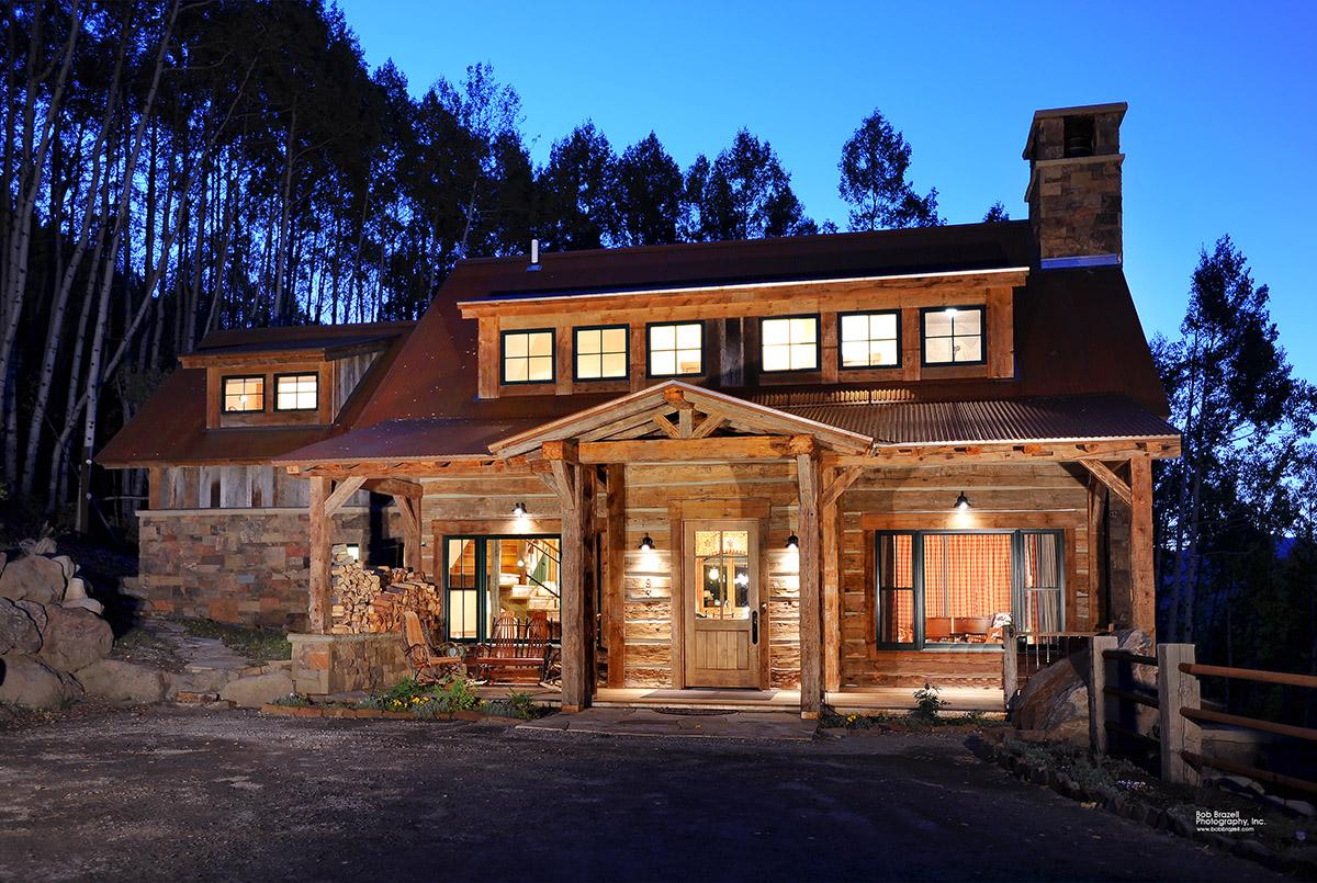 Hidden Miner Residence